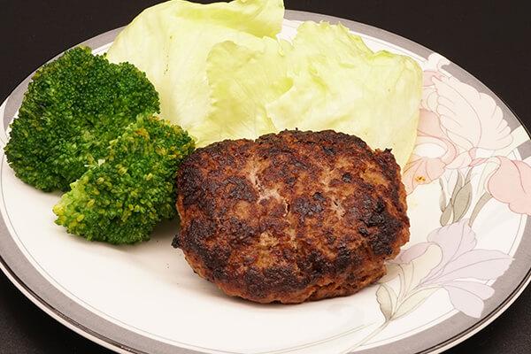 牛肉100%大栄ハンバーグ