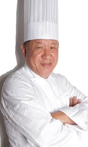 フードマスター 菱江隆シェフ