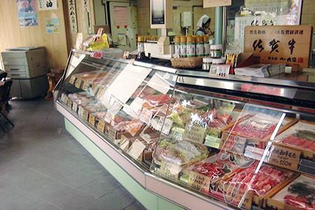 肉の大栄の店舗でのこだわり